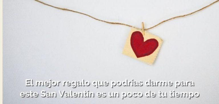 Frases de amor y amistad para el 14 de febrero