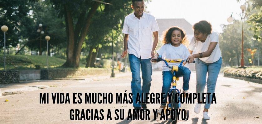 Frases sobre la familia para dedicar