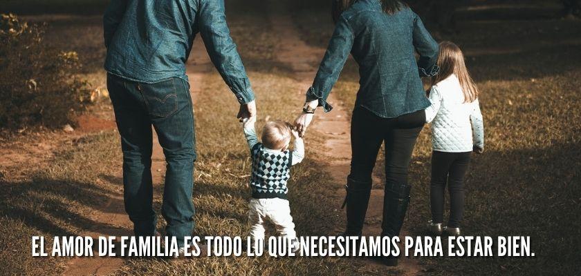 Las mejores frases sobre la familia